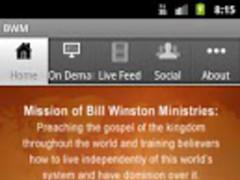 Bill Winston Ministries 1.4 Screenshot