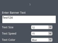 Billboard Banner Pro 2.0 Screenshot