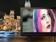 Billboard Photo Frames HD 1.0 Screenshot