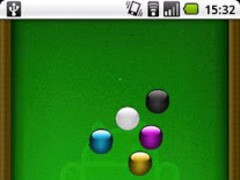 Billiards Live Wallpaper 1.6.2 Screenshot