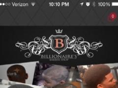 Billionaire's Barbershop App 1.0 Screenshot