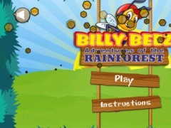 Billy Beez, Adventures of the Rainforest 1.0 Screenshot