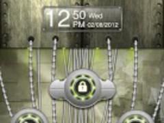 Bin GO Locker Getjar Theme 1.00 Screenshot