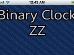 Binary Clock ZZ 1.0 Screenshot