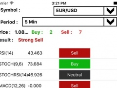 Binary Option Signals 3.4 Screenshot