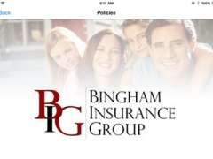 Bingham Insurance Group HD 1.0 Screenshot
