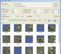 BingMap Downloader 4.0 Screenshot