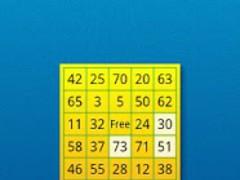 Bingo Battle 1.1 Screenshot