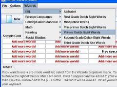 Bingo Card Creator Mac 3.00 Screenshot