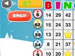 Bingo Christmas Game 1.0 Screenshot