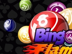 Bingo Flame - Real Vegas Odds With Multiple Daubs 1.0.0 Screenshot