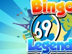 Bingo Legend - Grand Jackpot And Lucky Odds With Multiple Daubs 1.0.0 Screenshot