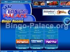Bingo Palace 3.2.1 Screenshot