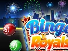 Bingo Royals - Multiple Daub Bonanza And Vegas Odds 1.0.0 Screenshot