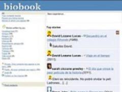 Biobook 1.1 Screenshot