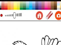 Birds Coloring Book For Kids Free 1.0 Screenshot