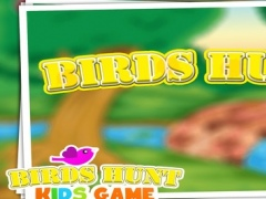 Birds Hunt - Addictive Hunting Game for Kids 3.0 Screenshot