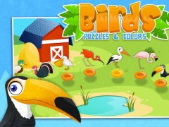 Birds - Kids Coloring Puzzle 1.4 Screenshot
