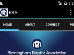Birmingham Baptist Association 1.0 Screenshot