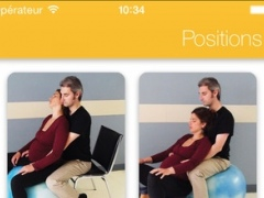 Birth - Soothing positions 1.0 Screenshot