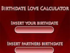 Birthdate Love Calculator 2.0 Screenshot
