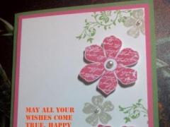 BIRTHDAY CARD DESIGN IDEA 1.4 Screenshot