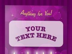 Birthday Cards & Invitations 2.0 Screenshot