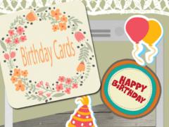 Birthday Cards Maker Pro 1.0 Screenshot