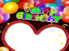 Birthday Frame Photo Maker 1.2 Screenshot