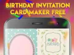 Birthday Invitation Card Maker Free 1 0 Free Download