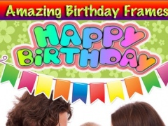 Birthday Photo Frames and Wallpapers 2.2 Screenshot