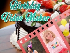 Birthday Video Maker - Add All 1.0 Screenshot
