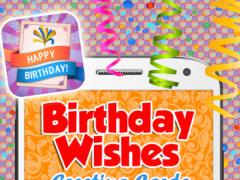 Birthday Wishes Greeting Cards 1.5 Screenshot