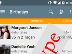 Birthdays - Preview 2 2016-10-09.130 Screenshot