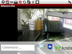 bitacora-lite 1.0.8 Screenshot