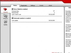 BitDefender 9 Standard 9 Screenshot
