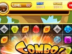 Bits Sweets Jewel Match 3 Puzzle Games 1.0 Screenshot