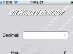 BitWidth 1.0 Screenshot