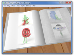 Bix Photo Book 3.4.4 Screenshot