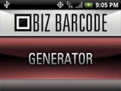 Biz Barcode 3.8 Screenshot