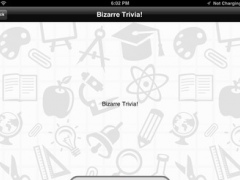 BizarreTrivia HD 1.1 Screenshot