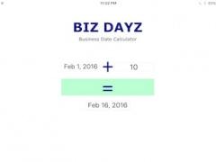 BizDayz 1.0 Screenshot
