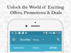 Bizzalley: Connecting Businesses & Customers 3.0.9 Screenshot