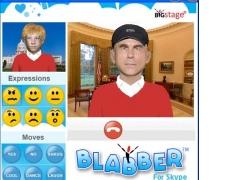 Blabber for Skype 0.9 Screenshot