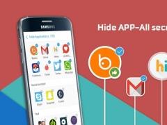 BlaBla Privacy-second space 2.2.1043 Screenshot