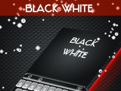 Black and White Emoji Keyboard 4.181.106.3 Screenshot