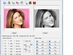 Abonsoft Black And White Photo Maker 1.2.151203 Screenshot