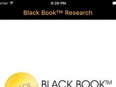 BLACK BOOK HEALTHCARE SURVEYS 1.0 Screenshot