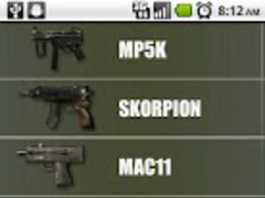 Black Ops Guns + Zombie Guns 1.2 Screenshot