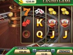 $$$ Black Slots of Vegas Machines 1.0 Screenshot